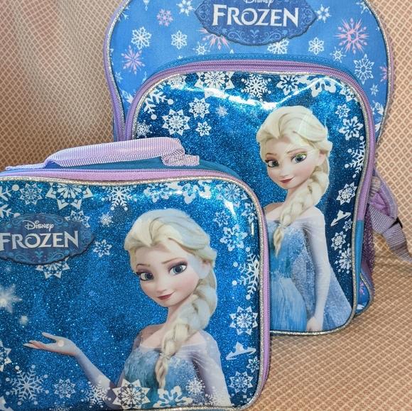 NWOT back pack/lunch bag